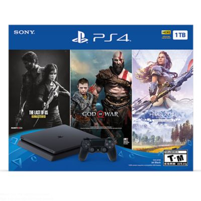 Only on PlayStation PS4 1TB Console Bundle Thumbnail 2
